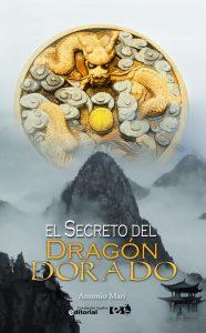 """PRESENTACIÓN DE LIBRO """"El secreto del Dragón Dorado"""" @ Librería Literanta"""
