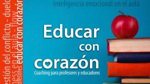 "PRESENTACIÓN DE LIBRO ""Educar con corazón. Coaching para profesores y educadores."" @ Librería Literanta"